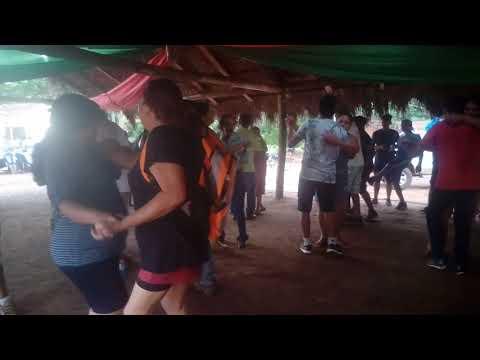 Saideira festa de sao sebastiao,bailão com NAÇAO NATIVA,Ald.Água Branca....