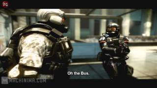 Crysis 2. Реальные напарники