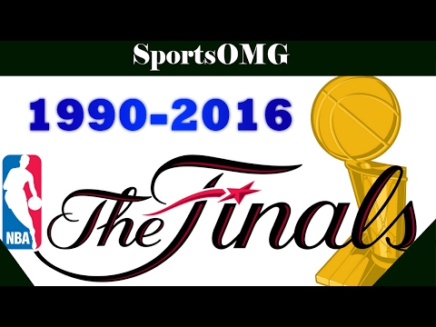 NBA Finals Last Seconds 1990-2016