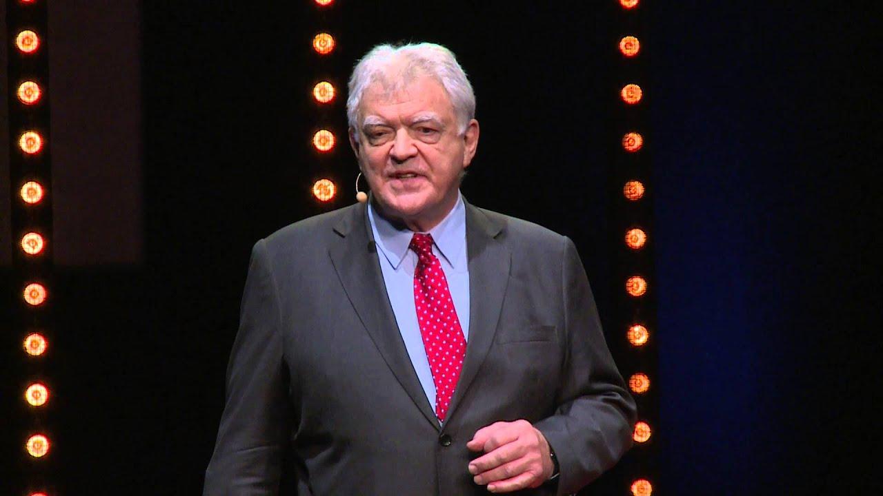 TEDx Talk: Hoe verlies om te zetten in inspiratie