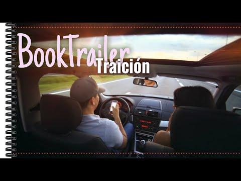 """BookTrailer """"Traición - Un Viaje Inesperado""""🎞   Biblioteca de Mary Martín"""
