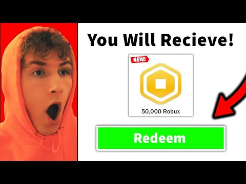 HOW to GET FREE robux GLITCH in roblox ✅ thumbnail