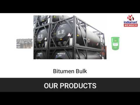 Bitumen Products and Light Diesel Oil by Khan Sales Corporation, Nagpur