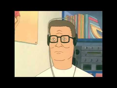 Hank Hill listens to Timati