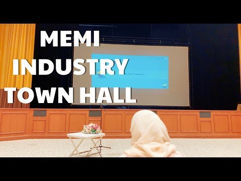 Brunei Industry... Ministry of Energy, Manpower and Industry Town Hall