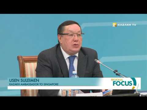 Kazakhstan Asia Pacific Trade and Investment Chamber will start operating in Singapore