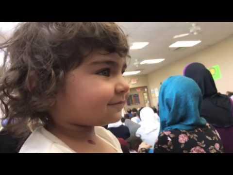 LUA LEXINGTON UNIVERSAL ACADEMY 12 year old Zubair's first khutba !! Masha Allah