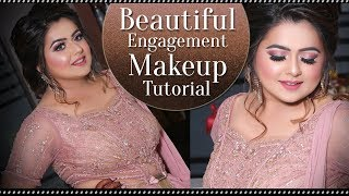 Engagement Makeup Tutorials | 2018 Makeup Trends | Step By Step Makeup Tutorials | Krushhh By Konica