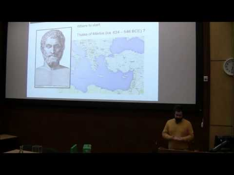 Lecture 1: Horse and Rider