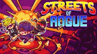 Streets of Rogue - Official Release Date Launch Trailer