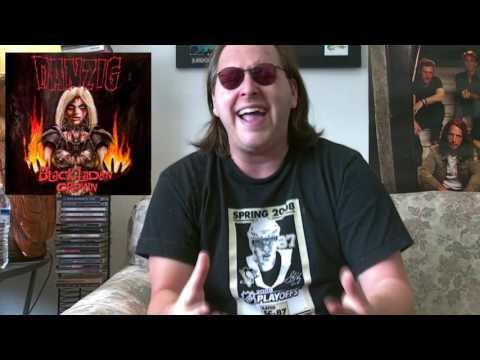 Danzig - BLACK LADEN CROWN Album Review