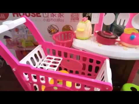 Unboxing Dan Review Kitchen Set Koleksi Taobao Lazada Full Set Youtube
