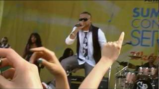 Sean Paul - Get Busy *HD* (Live - 7/24/2009) [Part 5 Of 5]