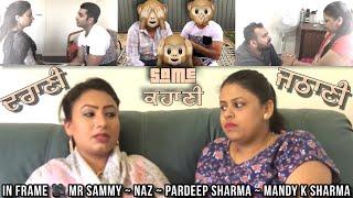 Darani Jetani || Mr SAMMY Naz 007 || Punjabi Funny Video || Pardeep Sharma