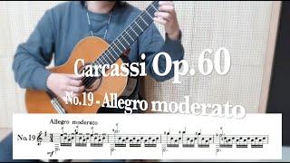 Carcassi Op.60 No.19 - Allegro…