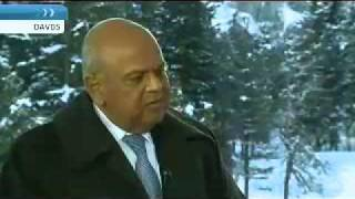 Pravin Gordhan - South African Minister of Finance