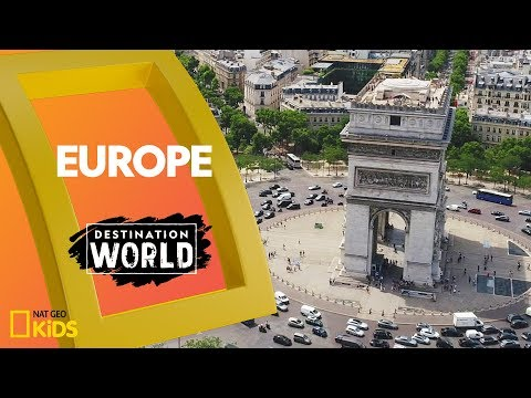 Europe | Destination World