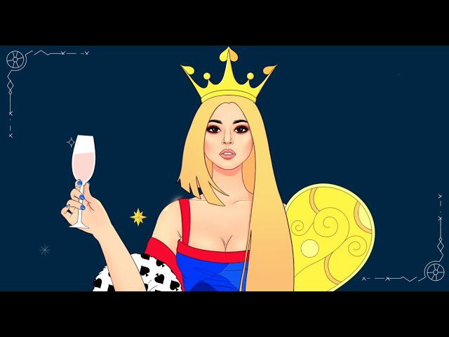 Ava Max - Kings & Queens [Official Visualizer]