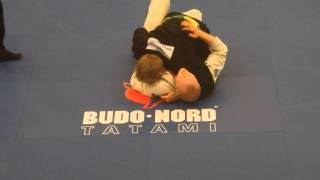 Nordic Open Bjj 2014 Vincent Olofsson vs nn 5  82,3kg