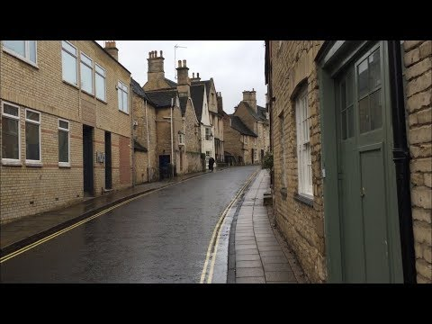 Tour of Stamford, Lincolnshire