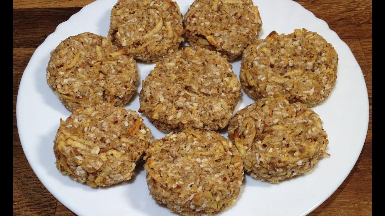 овсяное печенье простой рецепт для диабетиков