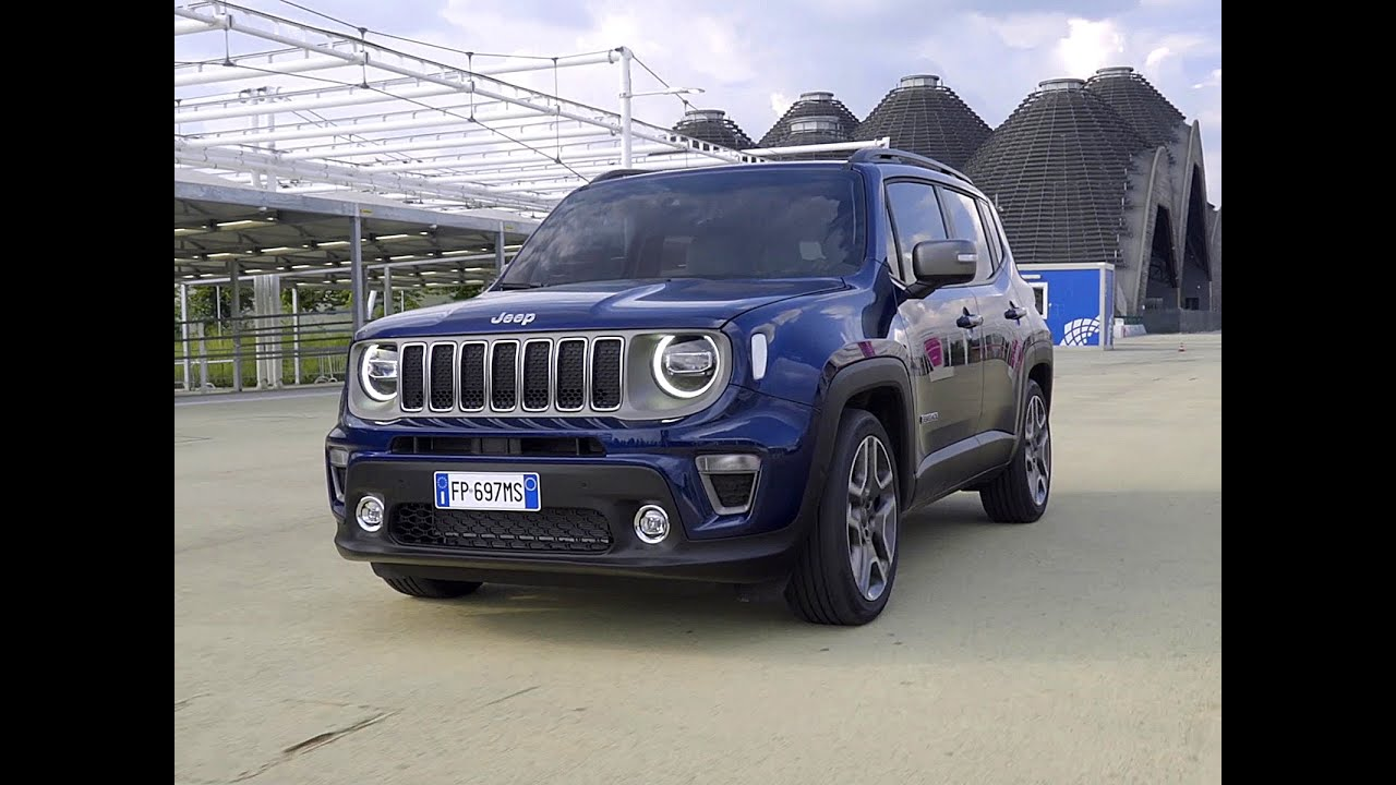 essai jeep renegade 1 0 l 120 ch limited 2018 youtube. Black Bedroom Furniture Sets. Home Design Ideas