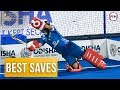 ALL THE BEST SAVES! | Odisha Men's Hockey World Cup Bhubaneswar 2018
