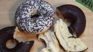 Donuts 4er Hell Und Dunkel Globus