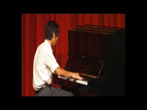 "Richard Lin ""Waltz Ab Major Op 42"" By Chopin"