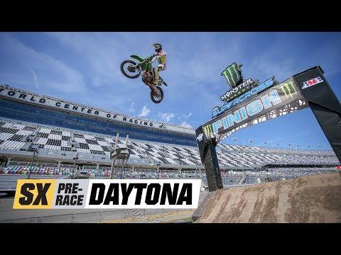 Supercross Pre-Race: Daytona
