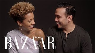 the moment we knew we loved each other harper39s bazaar