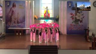 [Dâng Hoa 2016] Ca Đoàn Têrêsa - Maria Mẹ Của Lòng Thương Xót (01/05/2016)