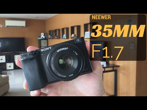 Ultra Budget 35mm for Sony E-Mount: Neewer 35mm F1.7
