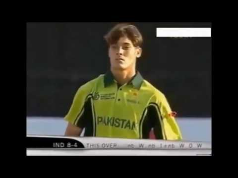 Pakistan Vs India U19 Final in 2006   Historical Win Pakistan