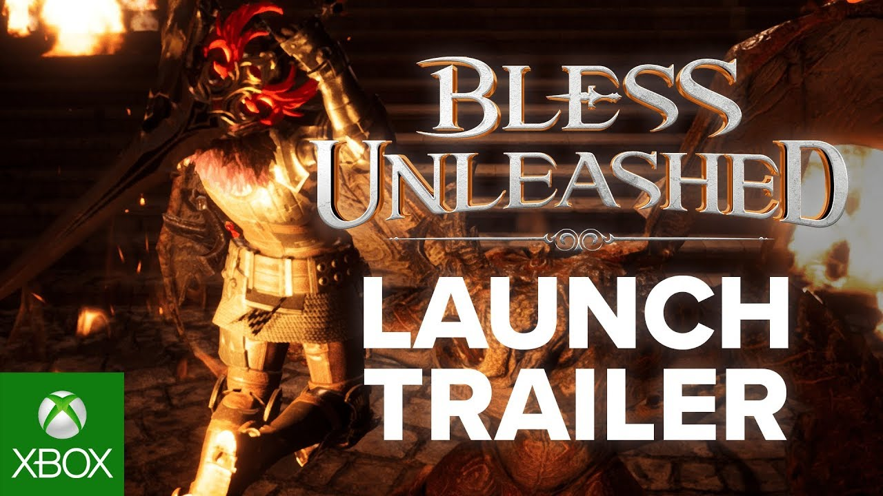 Assistir - Bless Unleashed - Play FREE Now! - online