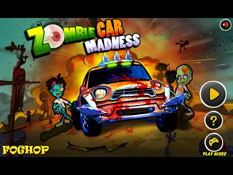 Play Zombie Car Madness Free Online Games