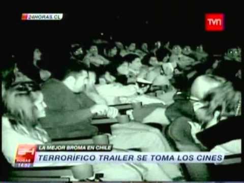 FILM POLTERGEIST GRAN BROMA EN CINE CHILENO ESTRENO 25 DE JUNIO 24HORAS TARDE TVN 04 06 2015