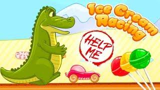 Крокодил Ест Машины - Прохождение Игры на ПК от Разработчиков Хищных Тачек Car Eats Car