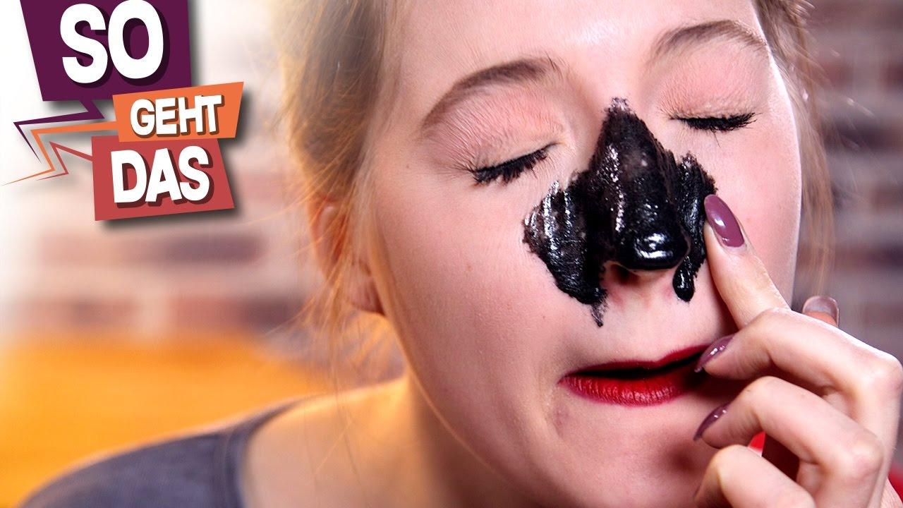 Anti Mitesser Maske Einfach Selber Machen Lifehack Test Youtube