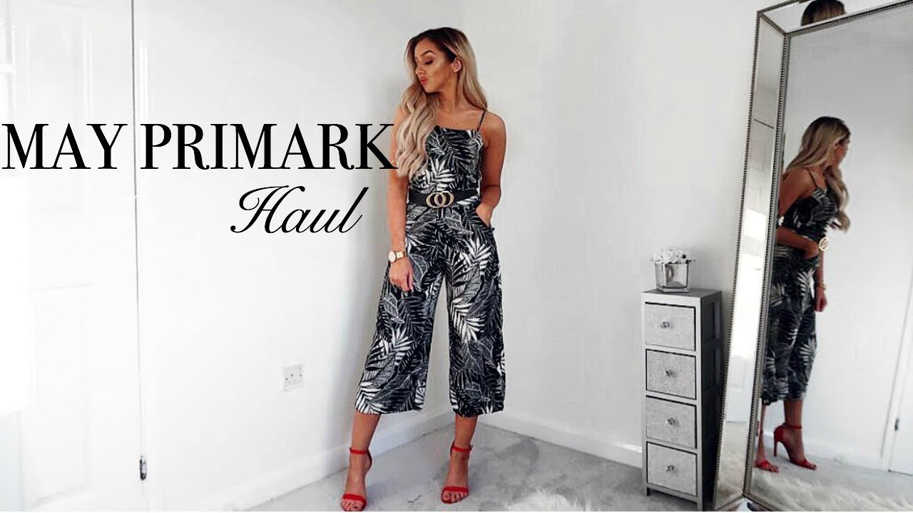 065c207c2e671 HUGE MAY SUMMER PRIMARK HAUL      Try-on