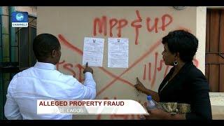Eyewitness:  Property Fraudsters On The Prowl In Surulere