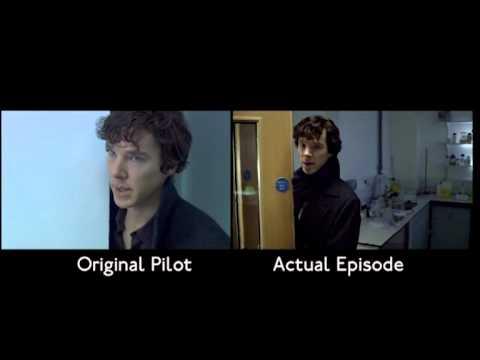 Comparison: Pilot/A Study in Pink