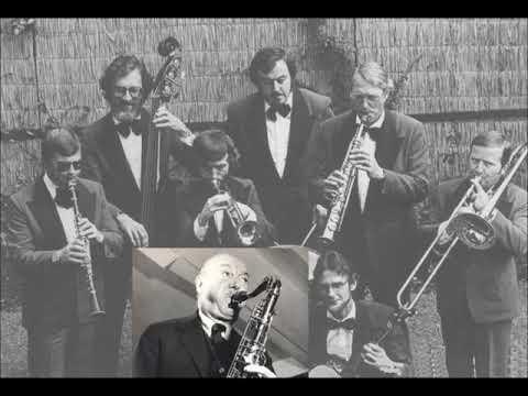 Dutch Swing College Band & Bud Freeman - Cologne, Germany 1977
