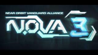 Мобильный обзорчик: N.O.V.A. 3 Near Orbit Vanguard Alliance Android Wolfing Обзор