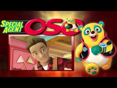 Special Agent Oso 2 24  A View To A Goal   Sweep Another Day