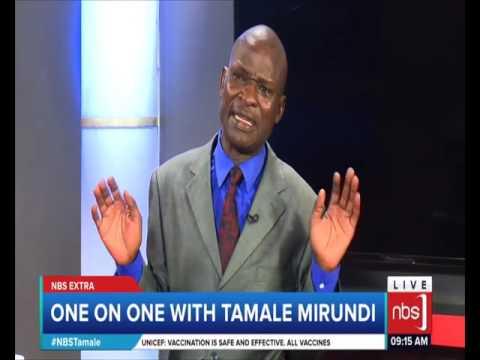 One on One with Tamale Mirundi (Kaweesi Murder) - 21 March, 2017