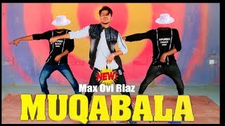 Muqabla | Street Dancer 3D , Prabhudeva | Cover, Max Ovi RIaz | Apurbo Dance King | New Dance 2020