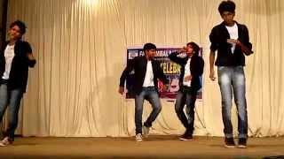 Gandi Baat , Tune maari comedy dance