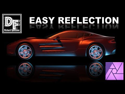 Easy Reflection Affinity Photo Tutorial thumbnail