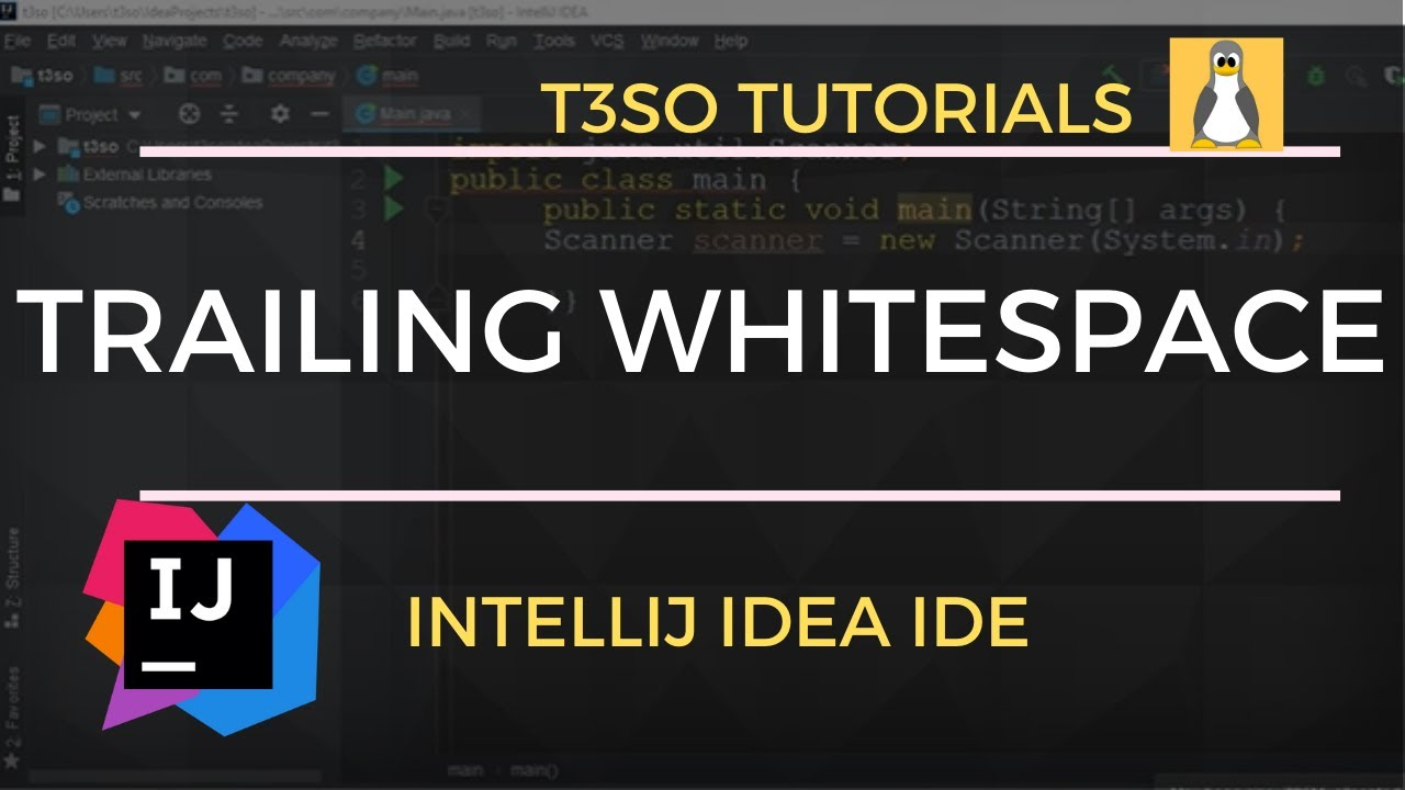 How to Remove trailing whitespace on save in IntelliJ IDEA